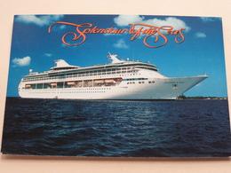 SPLENDOUR Of The Seas ( Royal Caribbean Int. ) Anno 2006 ( Zie/voir Photo ) ! - Paquebots