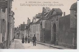 ORNE - 48 - MORTAGNE - Grande Rue - L'Ouvroir - Mortagne Au Perche