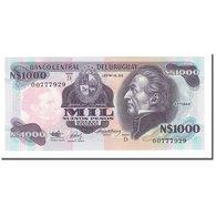 Billet, Uruguay, 1000 Nuevos Pesos, 1991-1992, 1992, KM:64b, NEUF - Uruguay
