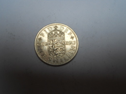 GRANDE BRETAGNE ( Royaume Uni ) One Shilling ( ENGLISH ) 1962 - 1902-1971 : Monnaies Post-Victoriennes