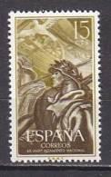 PGL AE348 - ESPANA Yv N°878 ** - 1931-Hoy: 2ª República - ... Juan Carlos I