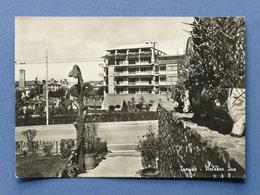 Cartolina Treviso - Palazzo Ina - 1955 - Treviso