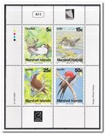 Marshall Eilanden 1990, Postfris MNH, Birds - Marshalleilanden