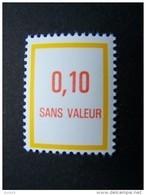FICTIFS NEUF ** N°F241 SANS CHARNIERE (FICTIF F 241) - Phantomausgaben