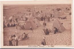 CPA - FORT MAHON La Plage - Fort Mahon