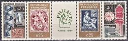 FRANCE 1964 - Y.T. N° 1417A ( 1414 A 1417 ) - NEUFS** - France