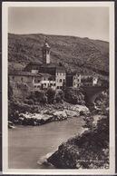 SLOVENIA - FRIULI -VENEZIA-GIULIA GORIZIA CANALE D'ISONZO CARTOLINA 1937 - Slovénie
