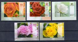 Deutschland BWPost 'Rosen' / Germany 'Roses' **/MNH 2017 - Roses