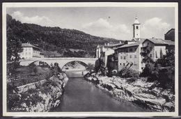 SLOVENIA - FRIULI -VENEZIA-GIULIA GORIZIA CANALE D'ISONZO CARTOLINA 1930' - Slovénie