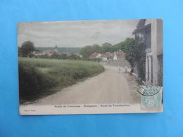 Vallée De Chevreuse - Damierre - Route De Foucherolle - Dampierre En Yvelines