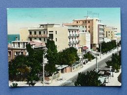 Cartolina Rivazzurra Di Rimini - Viale Regina Margherita - 1964. - Rimini