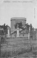 34 POMEROLS  Château D'eau Et Passage à Niveau     2scans - Other Municipalities