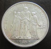 France - Monnaie 10 Francs Hercule 1966 En Argent - SUP - France