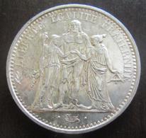 France - Monnaie 10 Francs Hercule 1967 En Argent - SUP - France