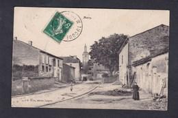 Mairy Mainville (54) ( Vue Animée  Interieur Du Village Ed. J.B. Marie Longwy) - Otros Municipios