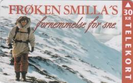 Denmark, R 008, Smilla's Sense Of Snow, 2 Scans. - Denmark