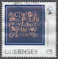 GUERNSEY      SCOTT NO. 809    USED    YEAR   2003 - Guernsey