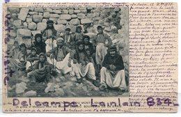 - 16 - Souvenir De La Syrie - Groupe De Métaoulis Du Mont Liban, Tribu, Précurseur, Rare, écrite, 1907,  Scans. - Syrie