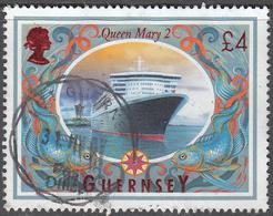 GUERNSEY      SCOTT NO. 867   USED    YEAR   2005 - Guernsey