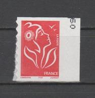 FRANCE / 2005 / Y&T N° 3744 ** Ou AA 49a ** : Lamouche TVP LP ITVF Adhésif Coin De Carnet - Etat D'origine - Adhésifs (autocollants)