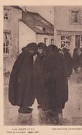 """"""" DEUIL EN LIMOUSIN """"  Tableau De Jules ADLER. Salon De Paris 1931 - Costumes"""