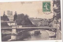CPA - VERDUN Le Pont Neuf - Verdun