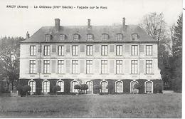 ANIZY ( 02 ) - Le Château - Frankrijk
