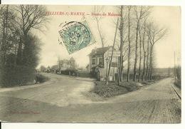 94 - VILLIERS SUR MARNE / ROUTE DE MALNOUE - Villiers Sur Marne