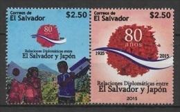 Salvador (2015) - Set - /  Japan Relationship - El Salvador