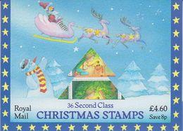 Great Britain 1987 Christmas SG1375 36x In Folder ** Mnh (41179) - 1952-.... (Elizabeth II)