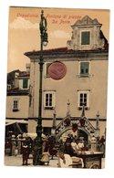 D0179 SLOVENIA CAPODISTRIA FONTANA DI PIAZZA DA PONTE - Slovenia