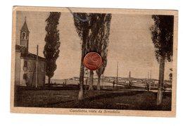 D0185 SLOVENIA CAPODISTRIA VISTA DA SEMEDELLA - Slovenia