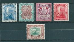 ZANZIBAR Lot De 5 TP Neufs * - Zanzibar (1963-1968)