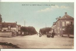 51 - MARCILLY SUR SEINE / L'ALLEE DES TILLEULS - France