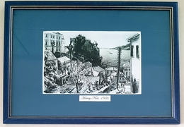 Herceg Novi 1936, Castel Nuovo Montenegro - Popular Art