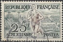 FRANCE 1953 Sports - 25f. Running FU - France