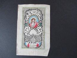 Canivet Ancien Peint Main Ecce Homo - Imágenes Religiosas