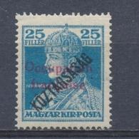 Hongarije/Hungary/Hongrie/Ungarn Arad Fr. Occ. 1919 Mi: 41 Yt: 33 (Ongebr/MH/Neuf Avec Ch/Ungebr/*)(3851) - Hongarije