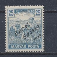 Hongarije/Hungary/Hongrie/Ungarn Bánát, Bácska 1919 Mi: 41 Yt: 39 (Ongebr/MH/Neuf Avec Ch/Ungebr/*)(3859) - Hongarije