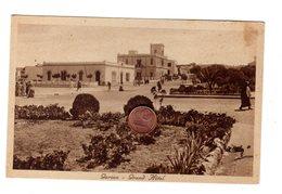 D0191 LIBIA ITALIANA GARIAN GRAND HOTEL - Libia
