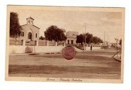 D0192 LIBIA ITALIANA GARIAN CHIESETTA CATTOLICA - Libia