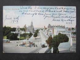 AK BENDIGO 1906 Postal Used! //  D*34805 - Bendigo