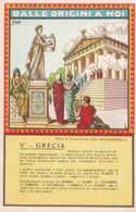 CARTOLINA NON VIAGGIATA ED.RADIOMARELLI V GRECIA  (LX187 - Storia