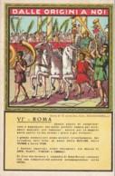 CARTOLINA NON VIAGGIATA ED.RADIOMARELLI VI ROMA (LX191 - Storia