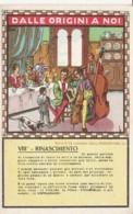 CARTOLINA NON VIAGGIATA ED.RADIOMARELLI VIII RINASCIMENTO (LX196 - Histoire
