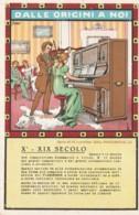 CARTOLINA NON VIAGGIATA ED.RADIOMARELLI X XIX SECOLO (LX199 - Histoire