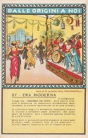 CARTOLINA NON VIAGGIATA ED.RADIOMARELLI XI ERA MODERNA (LX201 - Histoire