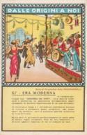 CARTOLINA NON VIAGGIATA ED.RADIOMARELLI XI ERA MODERNA (LX201 - Storia