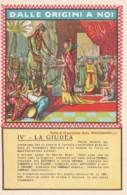 CARTOLINA NON VIAGGIATA ED.RADIOMARELLI IV LA GIUDEA (LX205 - Storia