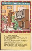 CARTOLINA NON VIAGGIATA ED.RADIOMARELLI X XIX SECOLO (LX207 - Storia
